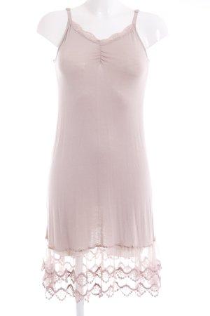Friendtex Fond de robe vieux rose style romantique