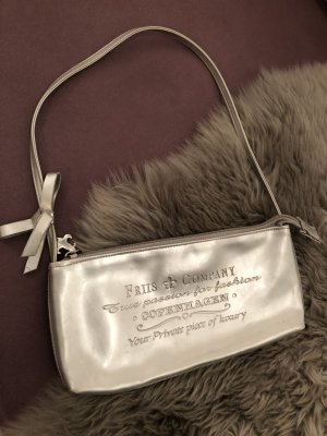 Friies & Company Party-Tasche silber mit Schleife