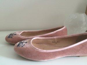 Friis & Company Ballerinas rosa 40 wie neu