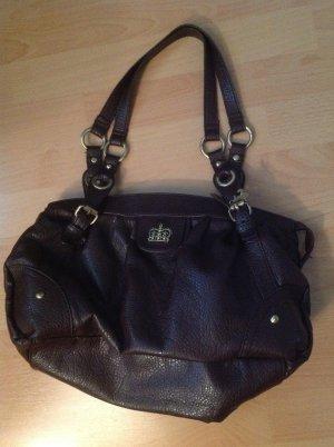 Friis & Company braune Handtasche