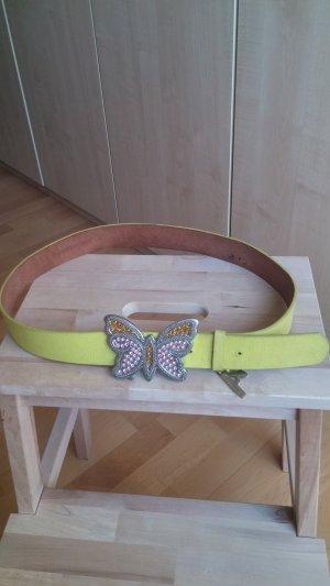 Friis & Company Riem geel