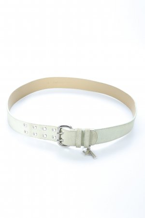 Friis & Company Gürtel mint-blassgrün Casual-Look