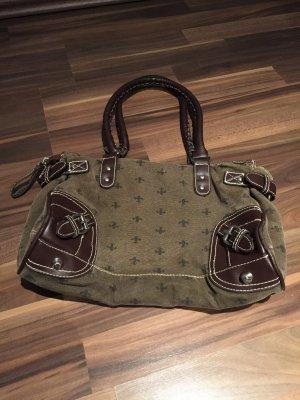 Friis & Company Carry Bag black brown-ocher