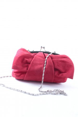Friis & Company Handtasche rot Party-Look