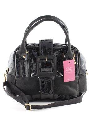 Friis & Company Handtasche schwarz Casual-Look