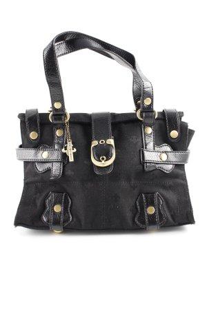 Friis & Company Handtasche schwarz Street-Fashion-Look