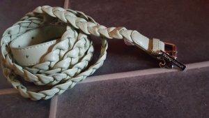 Friis & Company Cintura verde-grigio-verde pallido
