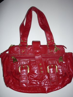 Friis & Company Carry Bag red-dark red synthetic