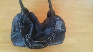 Friis & Company schwarzer Shopper