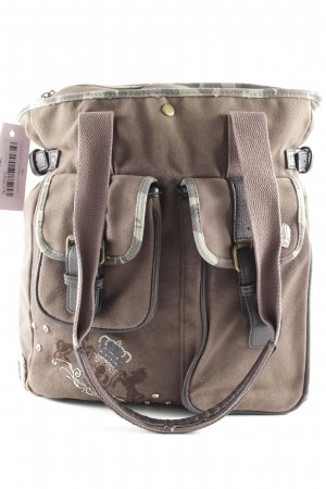 Friis & Company Shopper brown athletic style