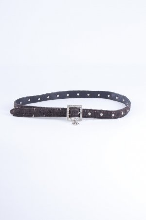 Friis & Company waist belt with studs