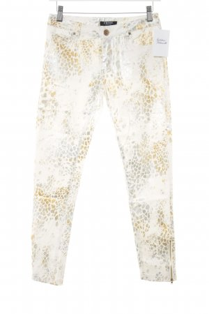 Frime Five-Pocket Trousers animal pattern extravagant style