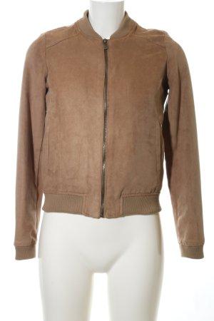 Fritzi aus preußen Bomber Jacket brown casual look
