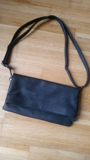 Fritzi aus preußen Clutch dark grey-anthracite