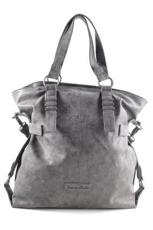 Fritzi aus preußen Handtasche hellgrau Casual-Look