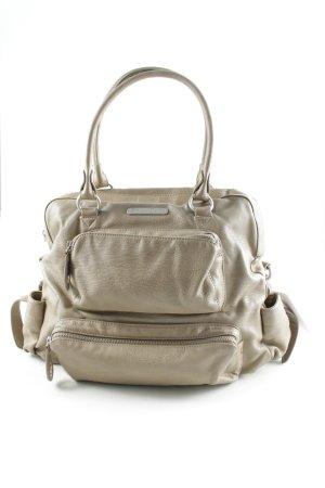 Fritzi aus preußen Handtasche beige Casual-Look