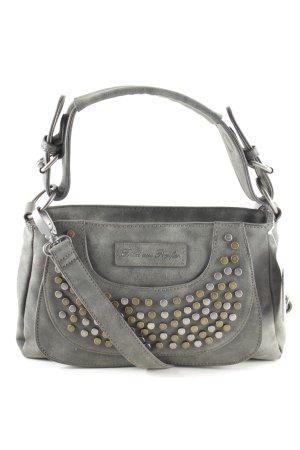 Fritzi aus preußen Handtasche grau Casual-Look