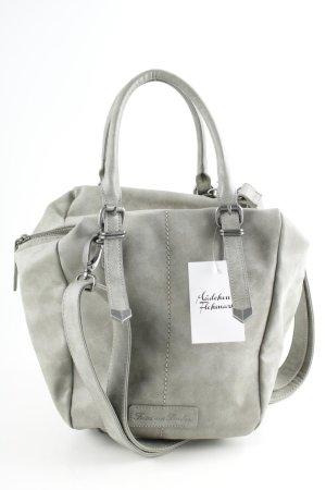 Fritzi aus preußen Handtasche graubraun Casual-Look