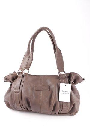 Fritzi aus preußen Handtasche graubraun Street-Fashion-Look