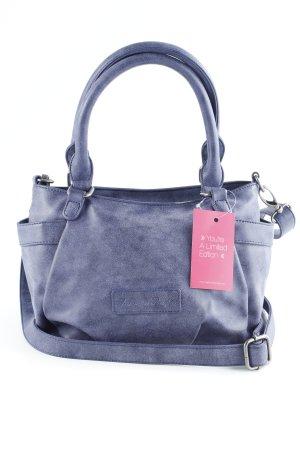 Fritzi aus preußen Handtasche grauviolett Casual-Look