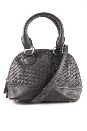 Fritzi aus preußen Handtasche schwarz klassischer Stil