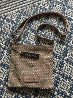 Fritzi aus Preussen Handtasche Umhängetasche mit Lochmuster