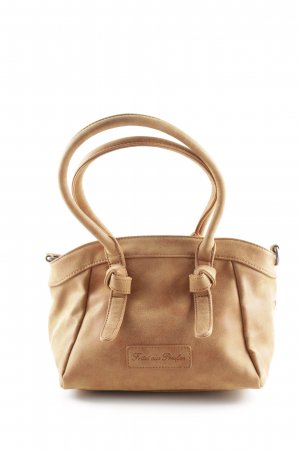 Fritzi aus preußen Carry Bag camel casual look