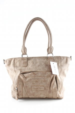 Fritzi aus preußen Carry Bag cognac-coloured casual look