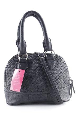 Fritzi aus preußen Carry Bag black weave pattern casual look
