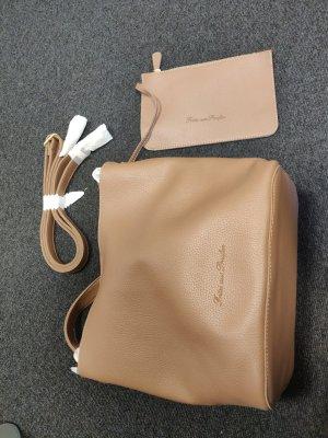 Fritzi aus preußen Pouch Bag grey brown-light brown