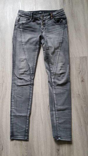 Fritzi aus Preußen Jeans schwarz grau 29
