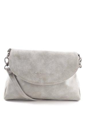 Fritzi aus preußen Mini sac gris clair style décontracté