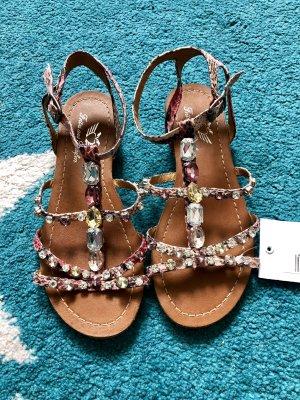 Fritzi aus preußen Strapped Sandals multicolored