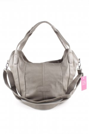 Fritzi aus preußen Shopper grey brown casual look