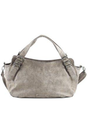 Fritzi aus preußen Shopper grey brown casual look