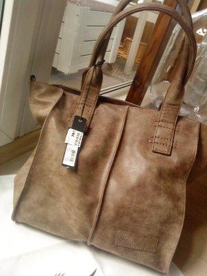 !!FRITZI AUS PREUßEN!! Shopper..Tasche in taupe neu