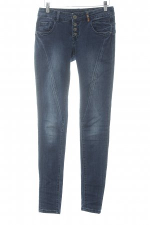 Fritzi aus preußen Skinny Jeans blue-dark blue jeans look