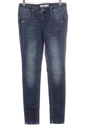 Fritzi aus preußen Skinny Jeans dunkelblau Casual-Look
