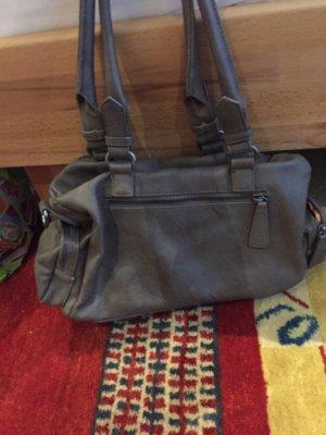 Fritzi aus Preußen Tasche, Shoulderbag, grau/taupe