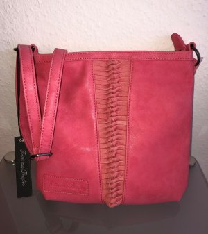 Fritzi aus Preußen Tasche Umhängetasche rosa rosé Neu