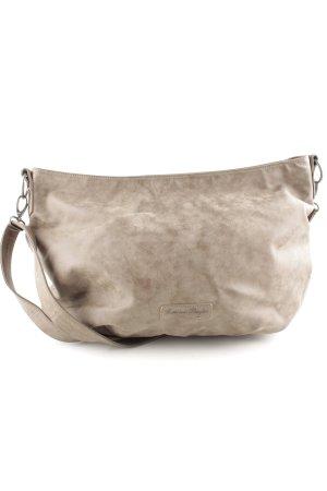 Fritzi aus preußen Crossbody bag natural white-bronze-colored casual look
