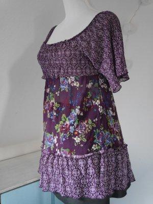 Fröhliches buntes Kleid/Bluse