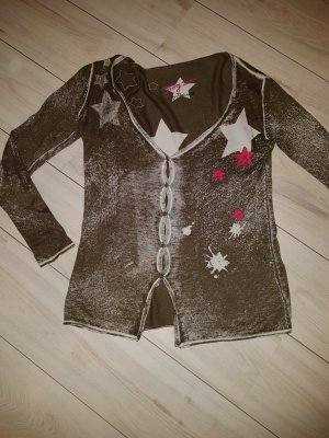 Frogbox by Princess goes hollywood Pulli Cardigan Strickjacke Wie Neu d.g Cashmire