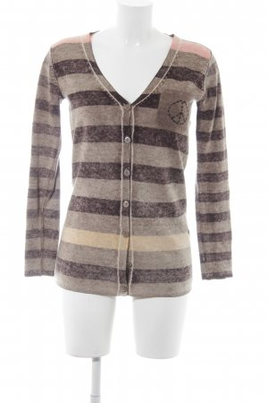 Frogbox Cardigan Sternenmuster Casual-Look
