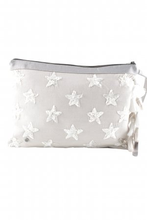 Frogbox Clutch Sternenmuster Casual-Look