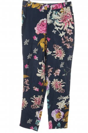 Frogbox High Waist Trousers allover print romantic style