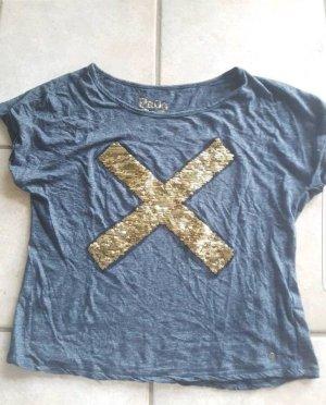 Frogbox - Oversized-Shirt - Gr. S (bis 42 tragbar)