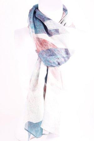Front Row Society Halstuch abstraktes Muster Eleganz-Look
