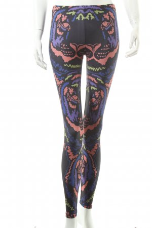 "Front Row Society Leggings ""Acid Tiger"""
