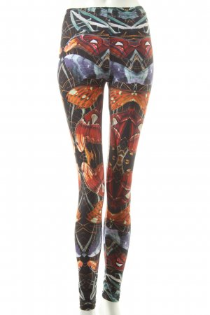 "Front Row Society Leggings ""Insectarium"""
